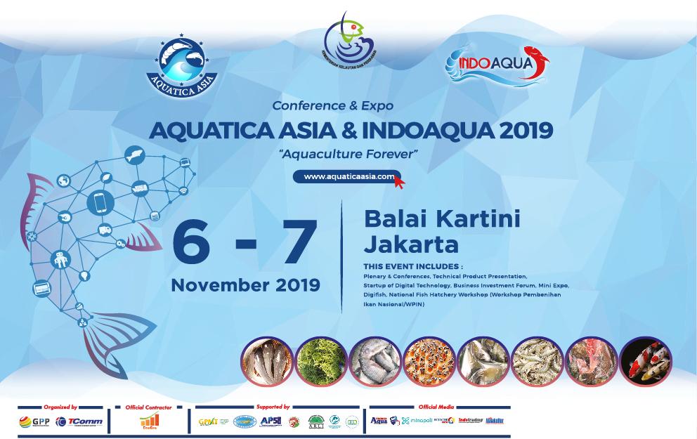 AQUATICA ASIA & INDOAQUA 2019