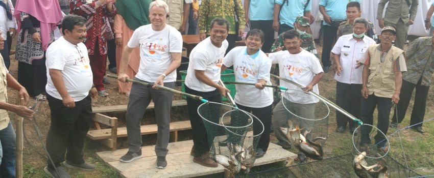 Racikan Pakan Ikan Patin Berbahan Limbah Sawit ala FAO