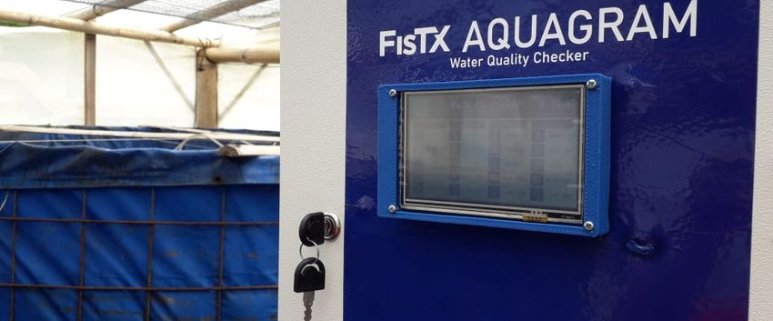 Budidaya Udang dan Ikan di Perkotaan dengan Teknologi IoT