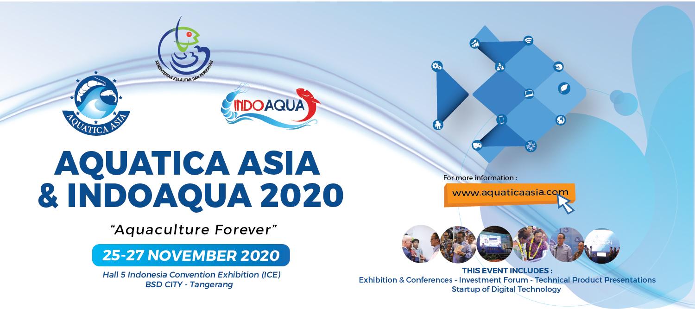 AQUATICA ASIA & INDOAQUA 2020