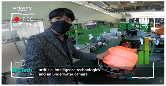Teknologi Kecerdesan Buatan Permudah Penyelam Tangkap Ikan
