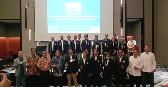 MAI Lantik Pengurus Korda Jawa Barat
