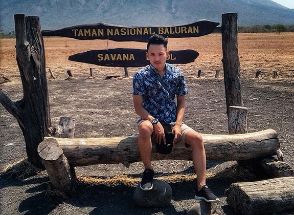 Andri Kurniawan, Hobi Diving