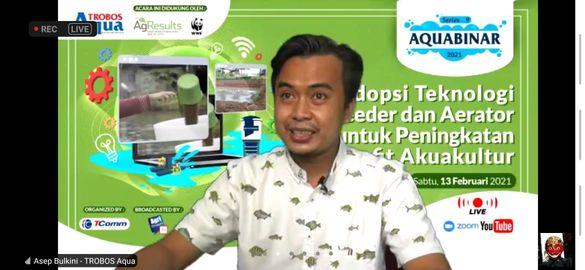 Aquabinar 9: Adopsi Teknologi Autofeeder dan Aerator