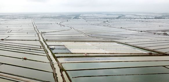Koordinasi Pemberdayaan Legalitas Kepemilikan Lahan Budidaya Ikan