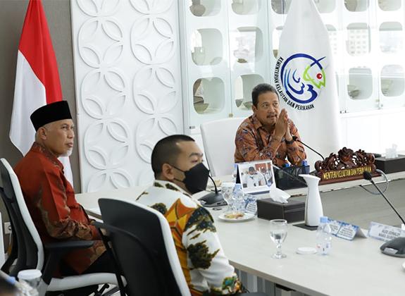 Potensi Tambak Udang di Sumatera Barat Masih Besar