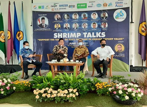 MAI Gelar Shrimp Talks