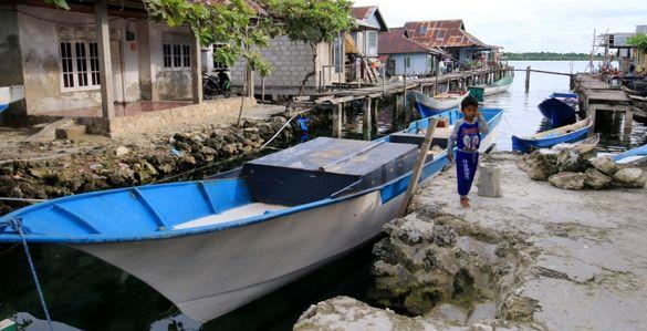 Program Kampung Nelayan Maju dan Sejahtera Manfaatkan CSR
