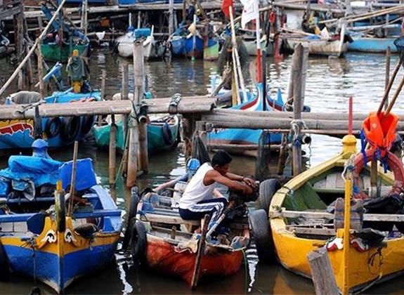 Pelatihan Keselamatan Dasar Nelayan Garut