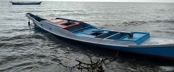 Pengebom Ikan Ditangkap di Perairan Takalar