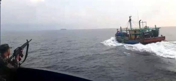 Lagi, Kapal Nelayan Malaysia Diamankan