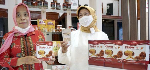 Kreasikan Abon Lele, Susi Mardiatin Sabet Juara Satu 'Masterclass Ikan vs Kopi'